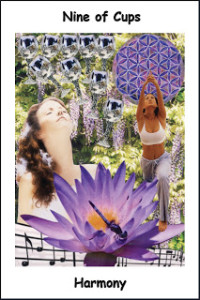 Inner Journey Oracle Minor Arcana Cups correspond to water signs